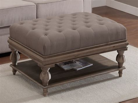 large ottoman coffee tables large square ottoman