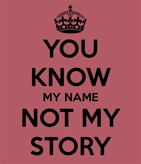 story name you my name not my story poster suraya keep calm o matic