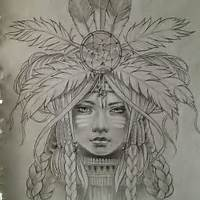 Indian Tribal Tattoos On Pinterest  Native American