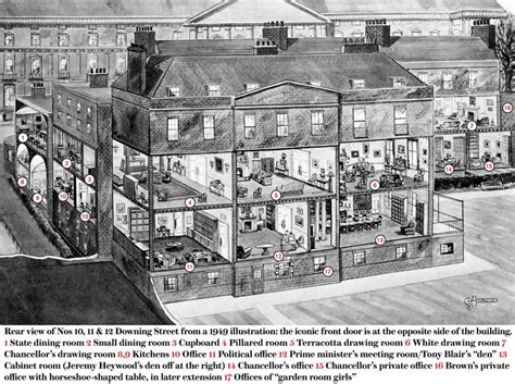 downing street floor plan 17th century secrets of 10 downing street guest post by