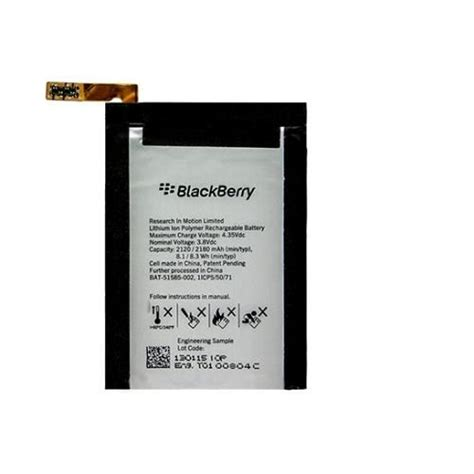 Battery Batere Baterai Bb Blackberry Q5 Original batterie blackberry q5 originale achat batterie
