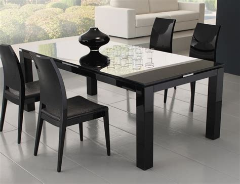 stylish table best stylish modern dining room tables