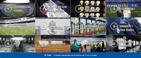 entradas tour santiago bernabeu santiago bernab 233 u entradas tour metro y c 243 mo llegar al