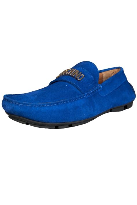 moschino mens loafers moschino mens loafers shoes 56092 12009003 02 9113