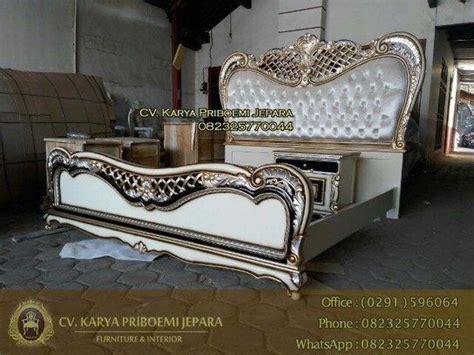 kamar set klasik mewah istanbul sa bedroom bed design bed design  bedroom bed
