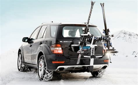 ski racks for suvs get your vehicle ready for the ultimate ski trip