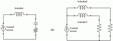 inductor connected in series with a resistor build and simulate a simple circuit matlab simulink