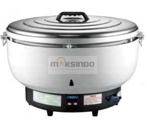 Jual Rice Cooker Gas Besar rice cooker gas kapasitas 30 liter grc30 toko mesin