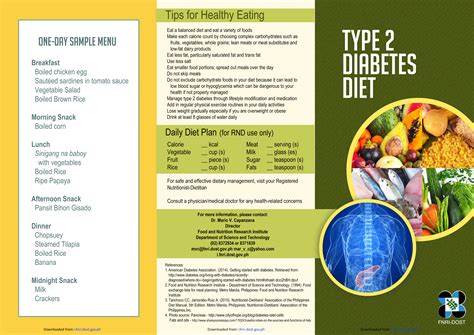 Template Diabetes Brochure Diabetes Brochure Templates Free