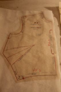 dress pattern tracing paper what s up cupcake peggy dress success