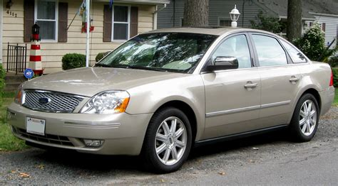 Ford Five Hundred by Ford Five Hundred Wikiwand