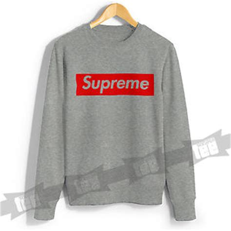 High Quality Hoodie Jumper For Supreme supreme sweater shop for supreme sweater on wheretoget