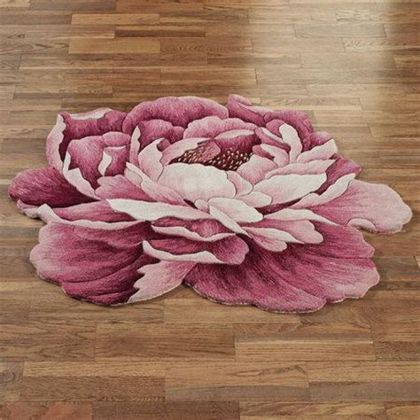 Rugs Shaped Like Flowers by 1000 Images About Floral Rugs On Scarlet