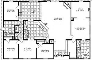 Jacobsen Manufactured Homes Floor Plans by The Imperial Imp 7604 Manufactured Home Floor Plan