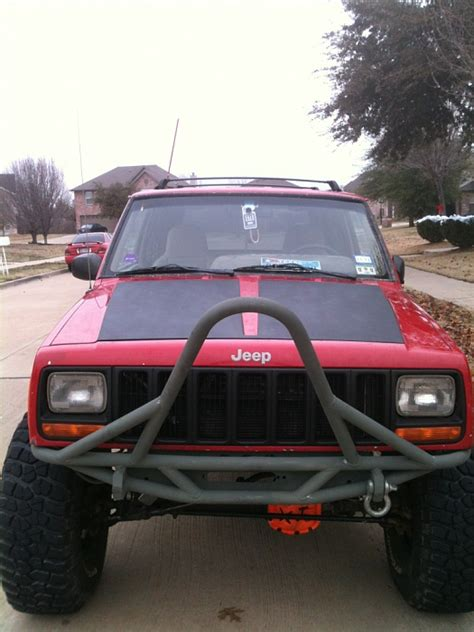 highschool tube bumper build winch   front
