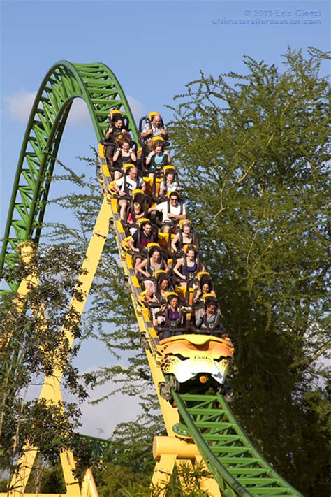 Busch Gardens Cheetah Hunt by Roller Coaster Fans Airtime Cheetah Hunt Busch