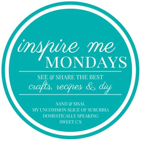 inspire me monday 97 sand and sisal inspire me monday 100 giveaway sand and sisal