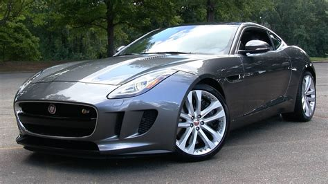 Car Types Beginning With S by 2016 Jaguar F Type S Coupe 6 Spd Manual Start Up Road