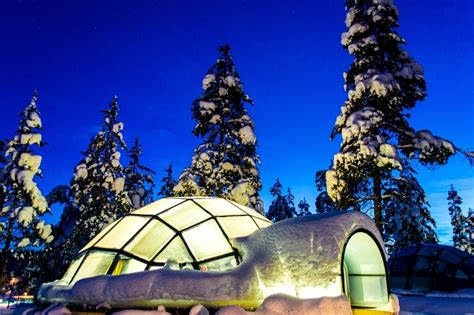 igloo hotel northern lights kakslauttanen glass igloos are they worth the money