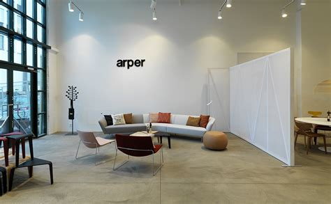 Lounge Armchairs Stories Oslo Showroom Opening Arper