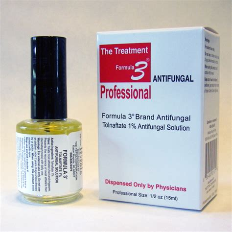 Formula 3 Anti Fungal Includes Free Shipping