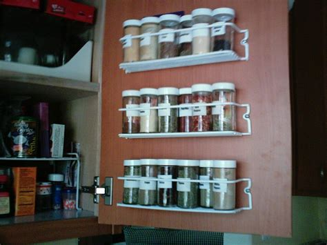 Sliding Spice Racks Kitchen Cabinets by Spice Racks For Cabinets Inspirative Cabinet Decoration