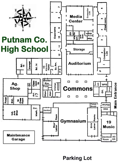 high school floor plan historic colonial floor plans fulbright colonial home plan