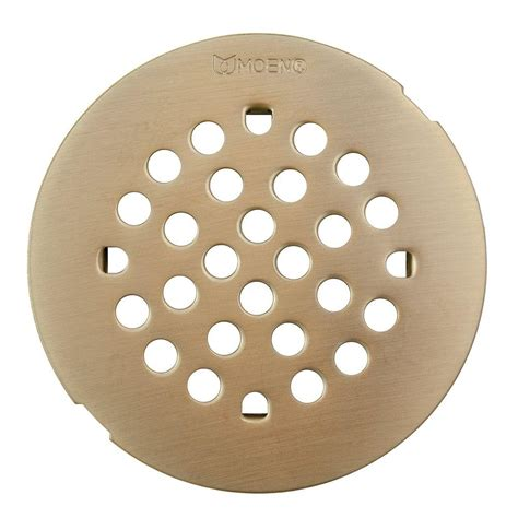Bathroom Shower Drain Covers 4 1 4 In Tub And Shower Drain Cover For 3 In Opening In