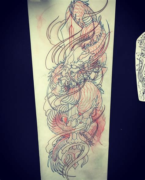 amsterdam tattoo 1825 kurikara dragon japanese tattoo