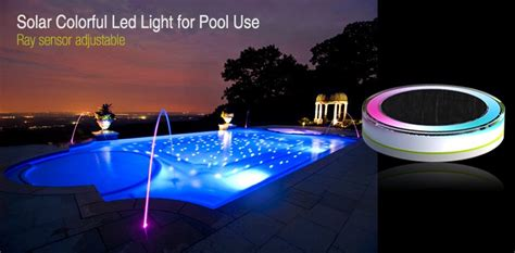 Solar Floating Led Pool Light With Rgb Leds 100 Floating Solar Swimming Pool Lights