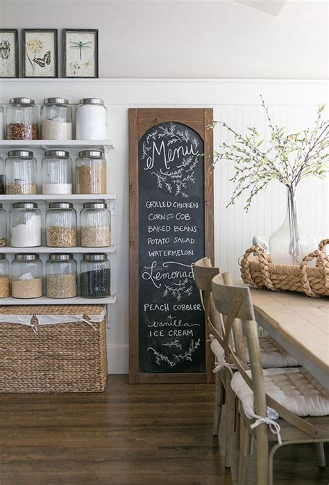 chalkboard kitchen wall ideas best 25 large chalkboard ideas on