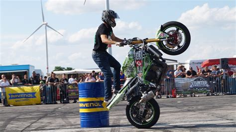 Motorrad Magazine Germany by German Stuntdays 2017 Eventbericht Motorcycles News
