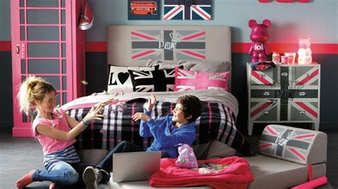 Formidable Chambre Ado Garcon London #3: 03E8023207820159-c1-photo-chambre-ado-fille-style-londres-rose.jpg
