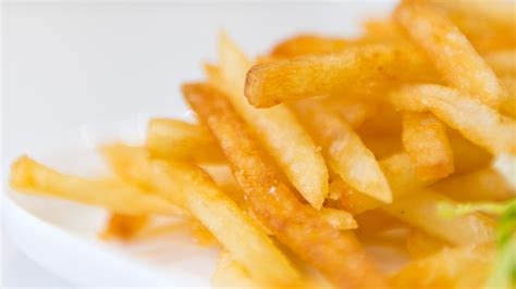 Frecnh Fries thin and crispy fries recipe dishmaps