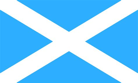flags of the world light blue file flag of scotland traditional svg wikimedia commons