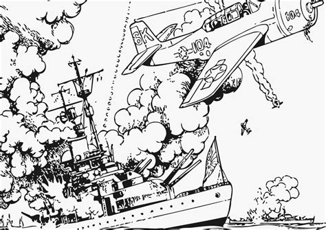 battle coloring pages war coloring page coloring home
