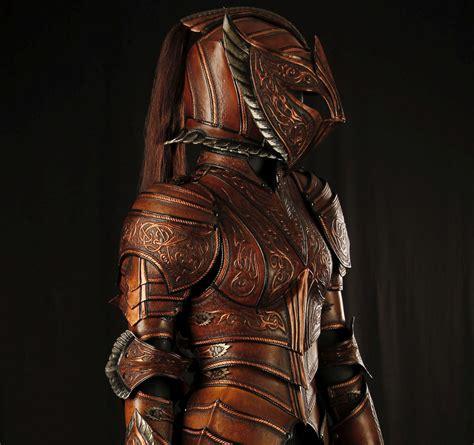 Handmade Armor - gallery armor custom leather armor prince armory