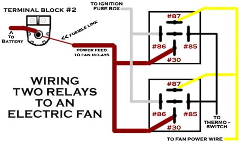electric fan install and dcc controller questions ford