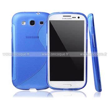 Bull For Samsung Galaxy Grand I9080 coque samsung galaxy grand duos i9080 i9082 s line silicone gel housse bleu