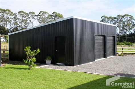 Sheds For Sale Nz by Benny Mono Pitch Shed Coresteel Buildings