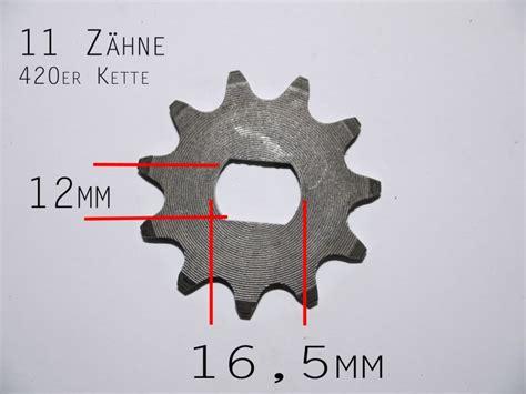 Motorrad Ritzel Zähne by Ritzel 11 Z 228 Hne F 252 R 420er Kette Passend F 252 R Elektro