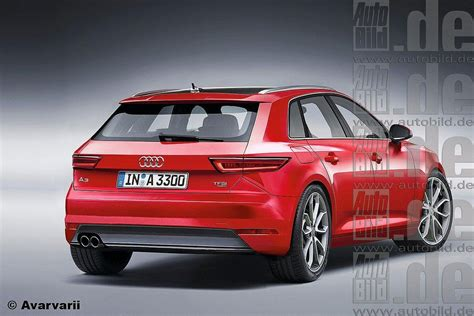 Audi A3 Sportback Facelift by 2020 Audi A3 Sportback Facelift Mpg Price The Release