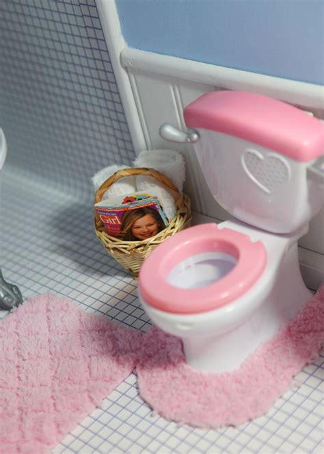 american girl bathroom bathroom in my american girl dollhouse american girls