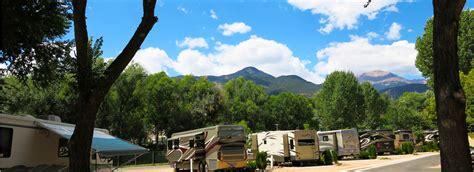Garden Of The Gods Cabins by Garden Of The Gods Rv Resort In Colorado Rvc Outdoor