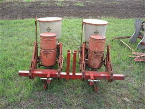 12 Row Corn Planter For Sale by Used Farm Tractors For Sale A C 2 Row Corn Planter 2008