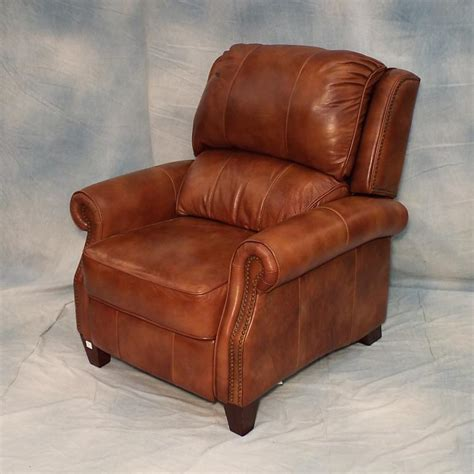 Lay Z Boy Leather Recliner by Lay Z Boy Leather Recliner