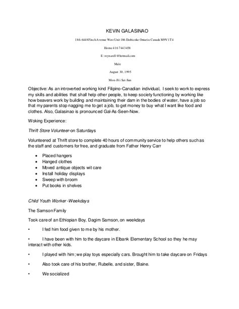 free sle resume daycare worker functional resume sle for youth worker 28 images functional resume sle resumecompanion