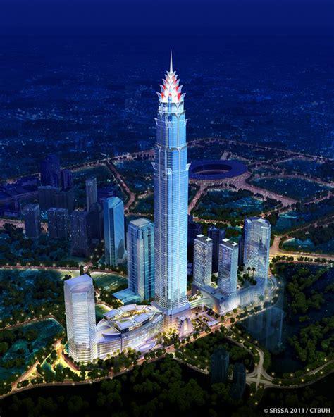 signature tower jakarta  skyscraper center