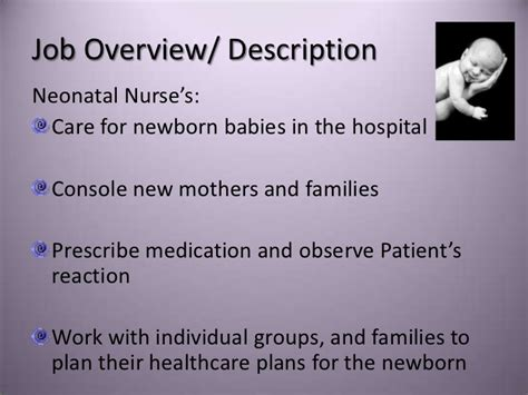 Neonatal Nurses Description by All You Need To About Neonatal Salary