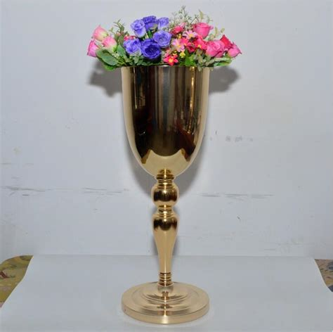 Gold Flower Vases Buy Wholesale Gold Flower Vases From China Gold